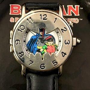 Fossil Batman & Robin 1990s Limited Edition Watch